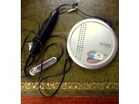 DISCMAN - retro Panasonic SL-C 1700 personal CD player