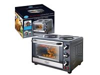 Convection Rotisserie Oven/Microwave/Hot Plate