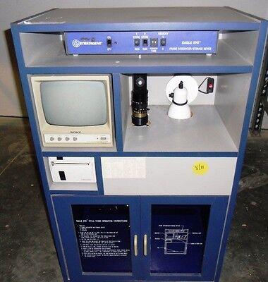 Stratagene Eagle Eye Frame Integratorstorage Device Uv Still Video Camera Ccd