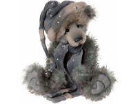 Wanted Ltd Ed. Mohair Charlie Bears