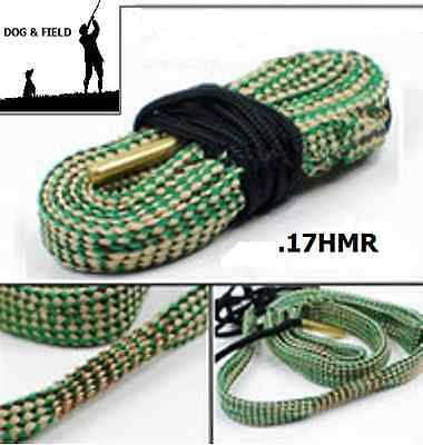 (Dog & Field Bore Cleaner - .17 HMR Rifle Snake)