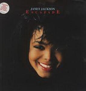 Janet-Jackson-Escapade-NEW-MINT-UK-12-inch-vinyl-single-with-Ltd-ART-PRINT