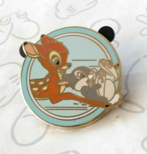 Bambi and Thumper Best Friends Mystery Disney Pin 90197