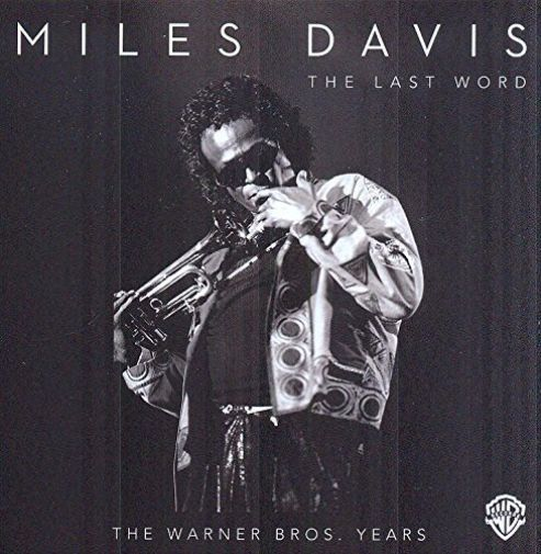 Miles Davis-The Last Word  CD NEW