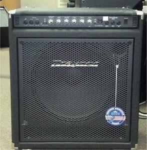 200 Watt Traynor Bass Amp
