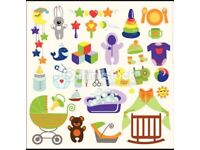Wanted any unwanted baby items for Free