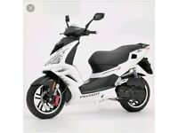 Looking for a 50cc - 125cc bike