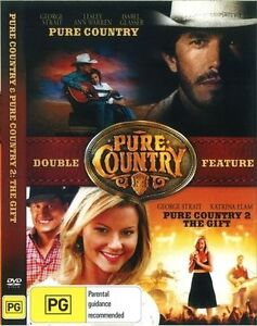 Pure Country / Pure Country - The Gift (2-Disc Set) : NEW DVD