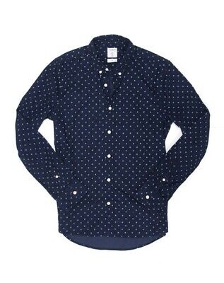 Gap X Bespoken X GQ Button Up Shirt Mens Small NWT