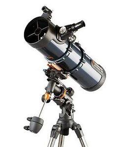 Celestron Astromaster 130EQ Astro Stargazing Astronomy Telescope