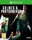 Sherlock Holmes: Crimes & Punishments Video Games