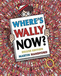 Where's Wally Now? by Martin Handford (Hardback, 2014)
