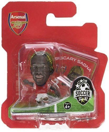 Figures-Soccerstarz - Arsenal Bacary Sagna - Home Kit (2014 version) /F GAME NEW