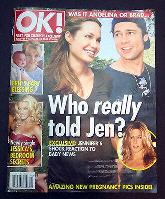 Angelina Jolie  Pierce Brosnan Kim Raver Jon Bon Jovi Brad Pitt Katherine Heigl