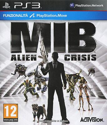 Men In Black Alien Crisis PS3 Playstation 3 IT IMPORT ACTIVISION BLIZZARD online kaufen