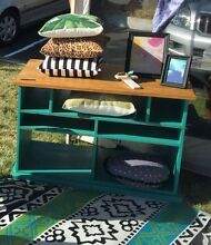 Turquoise cabinet/tv unit/buffet Burleigh Waters Gold Coast South Preview