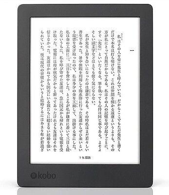 Kobo Aura H2O Edition 2 Waterproof eReader Wi-Fi 6.8