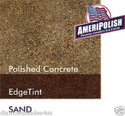 Ameripolish Sand Classic Solvent Based Dye 4 Concrete Cement Stain 5 Gallons