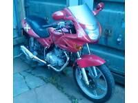 Kymco 125cc X reg