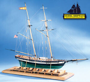 PRIDE OF BALTIMORE 2 1:64 SCALE Model