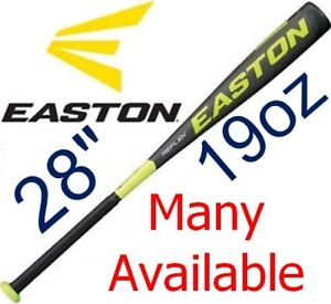 NEW:EASTON 28IN/19OZ BASEBALL BAT - USSSA APPROVED(NO TAX)