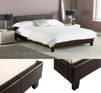 Brand New Double/Queen Bed & Mattress FREE METRO DELIVERY Brisbane City Brisbane North West Preview