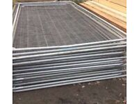 🚧Used Heras Fence Panels - Set Of 50