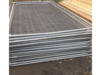 🌺Security Heras Used Fencing Panels • High Quality