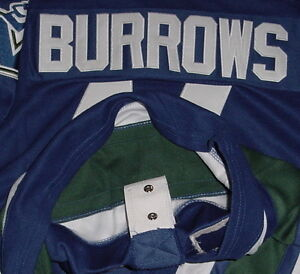 Authentic Vancouver Canucks Alex Burrows Jersey #14 Windsor Region Ontario image 5