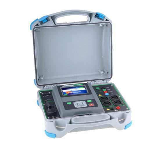 Metrel MI 3290 GX Earth Analyzer Earth Tester GX4 Set - Earth Ground Resistance