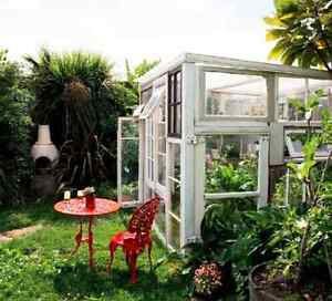wanted: old windows/ glazed doors to build a small greenhouse Pascoe Vale Moreland Area Preview