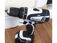Makita DHP-456 Cordless Drill / Driver