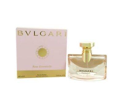 ROSE ESSENTIELLE Bvlgari 3.4 oz EDP eau de parfum Women's...