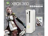 -Xbox 360 Elite Final Fantasy XIII edition -- Near perfect condish