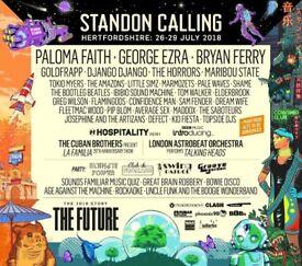 Standon Calling Festival - Event Volunteers