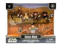 Disney Star Wars mickey mouse and the gang figures. Sarlacc Attack. New and sealed.