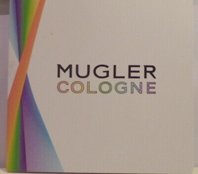 Mugler Cologne Perfume Parfum Test Sample Bottle Royal Fragrance Vial ML Mens OZ