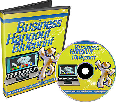 Learn How To Use Google Hangouts To Grow Your Business  10 Videos On 1 Cd