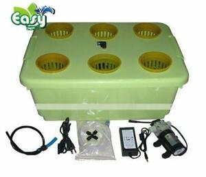 Brand new and high quality Complete Hydroponic 6 Site System