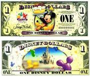 Disney Dollar Mickey