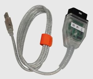 Honda Scan Tool HDS OBD2 Interface Cable coding and Programming