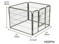 Dog Pen for small dog - brand new in box. cage . crate