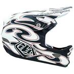 TROY LEE DESIGNS - D3 SQUIRT WHITE MEDIUM