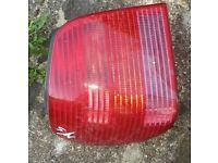 VW Polo N/S Rear Light (2001)