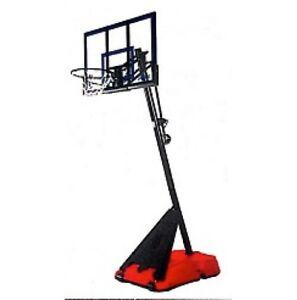 "Spalding 52"" Hercules Acrylic Basketball System"