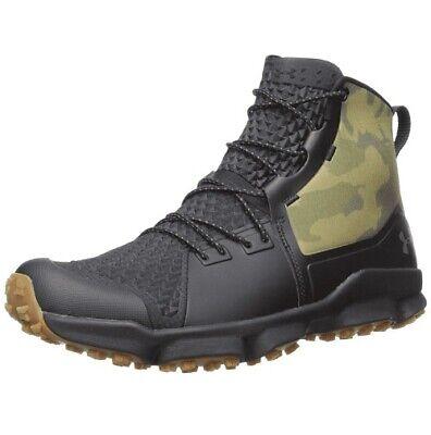 Under Armour 300030500211 UA Speedfit 2.0 Mens Graphite/Black Sz 11 Hiking Boots