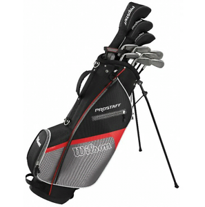 Brand new right handed wilson golf clubs Derrimut Brimbank Area Preview