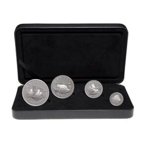 Canadian Mint Coins and Coin Sets - all silver sets