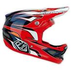 TROY LEE DESIGNS - D3 EVO RED SMALL
