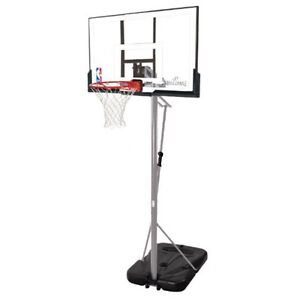 "Spalding 48"" PC Basketball System O'Connor Fremantle Area Preview"